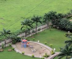 Paradise playpen